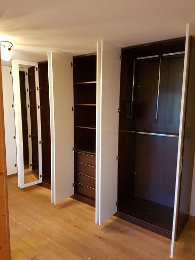 m bel nach ma kleiderschrank dachschr genschrank kommode cuxhaven. Black Bedroom Furniture Sets. Home Design Ideas