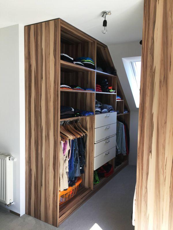 Möbel nach Maß - Begehbarer Kleiderschrank Reutlingen