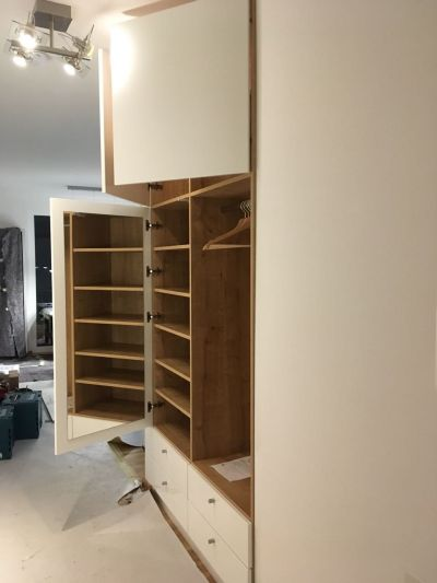 m bel nach ma regal einbauschrank offenbach. Black Bedroom Furniture Sets. Home Design Ideas