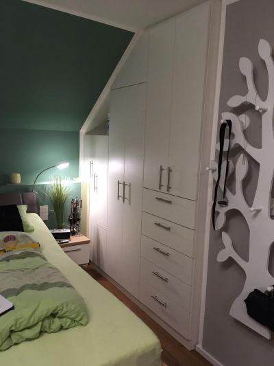 m bel nach ma dachschr genschrank aschaffenburg. Black Bedroom Furniture Sets. Home Design Ideas