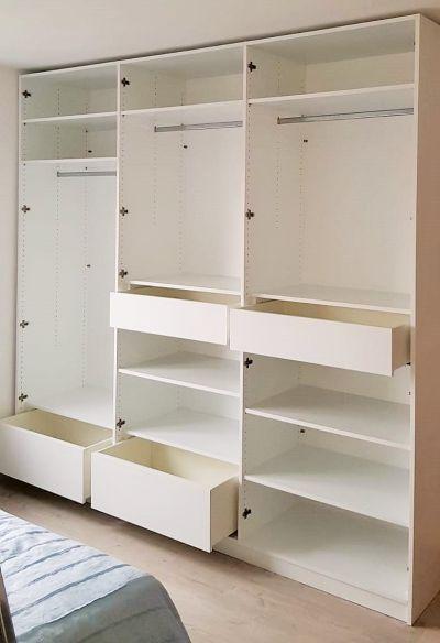 m bel nach ma kleiderschrank ulm. Black Bedroom Furniture Sets. Home Design Ideas