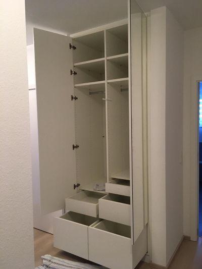 m bel nach ma einbauschrank garderobe bebra. Black Bedroom Furniture Sets. Home Design Ideas