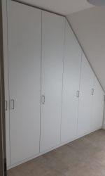 Möbel nach Maß - Schränke für Dachschrägen