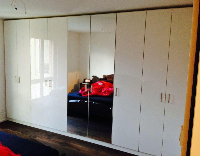 Möbel nach Maß - Kleiderschrank & Eckschrank Zürich