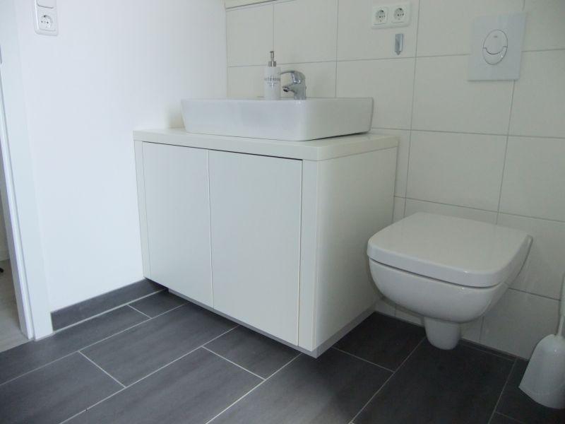 Möbel nach Maß - Waschtischunterschrank & Spiegelschrank ...