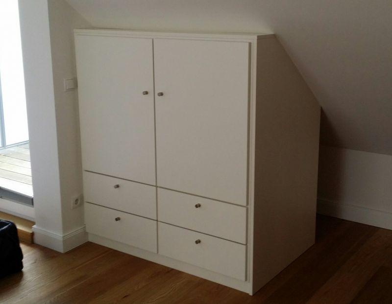 m bel nach ma dachschr genschr nke hamburg. Black Bedroom Furniture Sets. Home Design Ideas